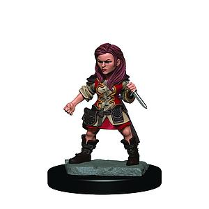 Dungeons & Dragons Icons of the Realms Premium Painted Figure: Halfling Rogue (Female)