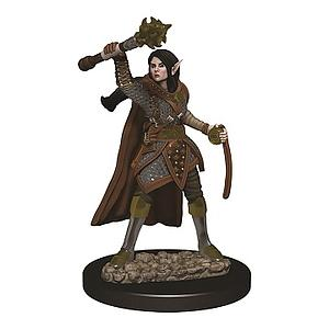 Dungeons & Dragons Icons of the Realms Premium Painted Figure: Elf Cleric (Female)