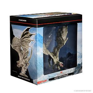 Dungeons & Dragons Icons of the Realms Premium Figure: Adult White Dragon