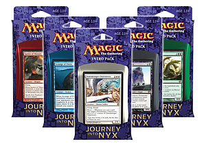 Magic the Gathering: Journey into Nyx - Intro Deck