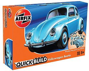 Quick Build Volkswagen Beetle (J6015)