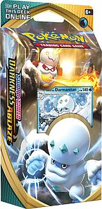 Pokemon Trading Card Game: Sword & Shield Darkness Ablaze Theme Deck - A