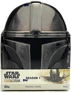 Star Wars: The Mandalorian (2020) Card Trader Trading Cards Booster Box (7 Packs)