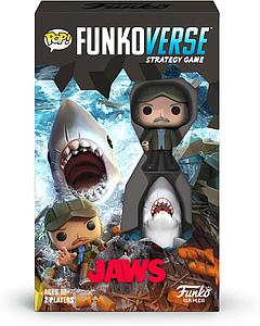 Pop! Funkoverse Strategy Game Jaws 100 2-Pack (Chase)