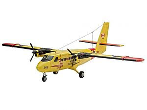 REVELL GERMANY 1:72 Scale Airplane Plastic Model Kit DHC-6 Twin Otter (04901)