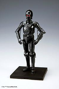 Star Wars 1/12 Scale Model Kit: 0-0-0