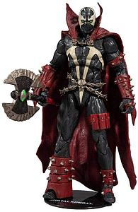 Mortal Kombat: Spawn with Axe