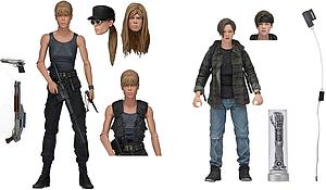 Terminator 2 Judgment Day - Sarah & John Connor (2-Pack)