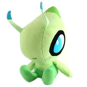 "Pokemon Plush Celebi (10"")"