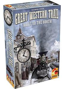 Great Western Trail: Rails to the North (Multilingual)