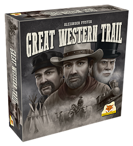 Great Western Trail (Multilingual)