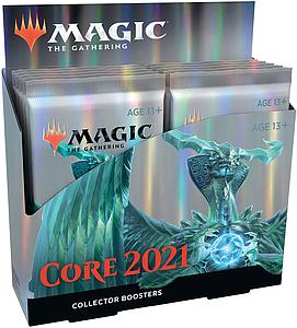 Magic the Gathering: Core Set 2021 Collector Boosters Box