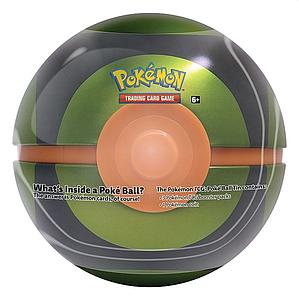 Pokemon Trading Card Game: Poke Ball Dusk Ball Tin (Summer 2020)