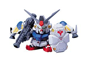 Gundam SD BB Model Kit: #202 Gundam RX-78 GP02A