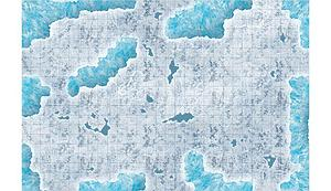 Dungeons & Dragons: Ice Caverns Map
