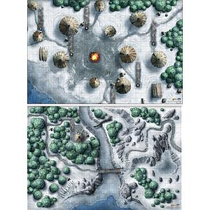 Dungeons & Dragons: Icewind Dale Map Set