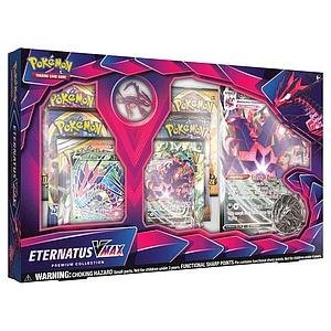 Pokemon Trading Card Game: Eternatus VMAX Premium Collection Box