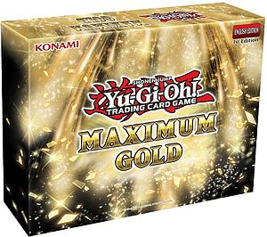 YuGiOh Trading Card Game: Maximum Gold