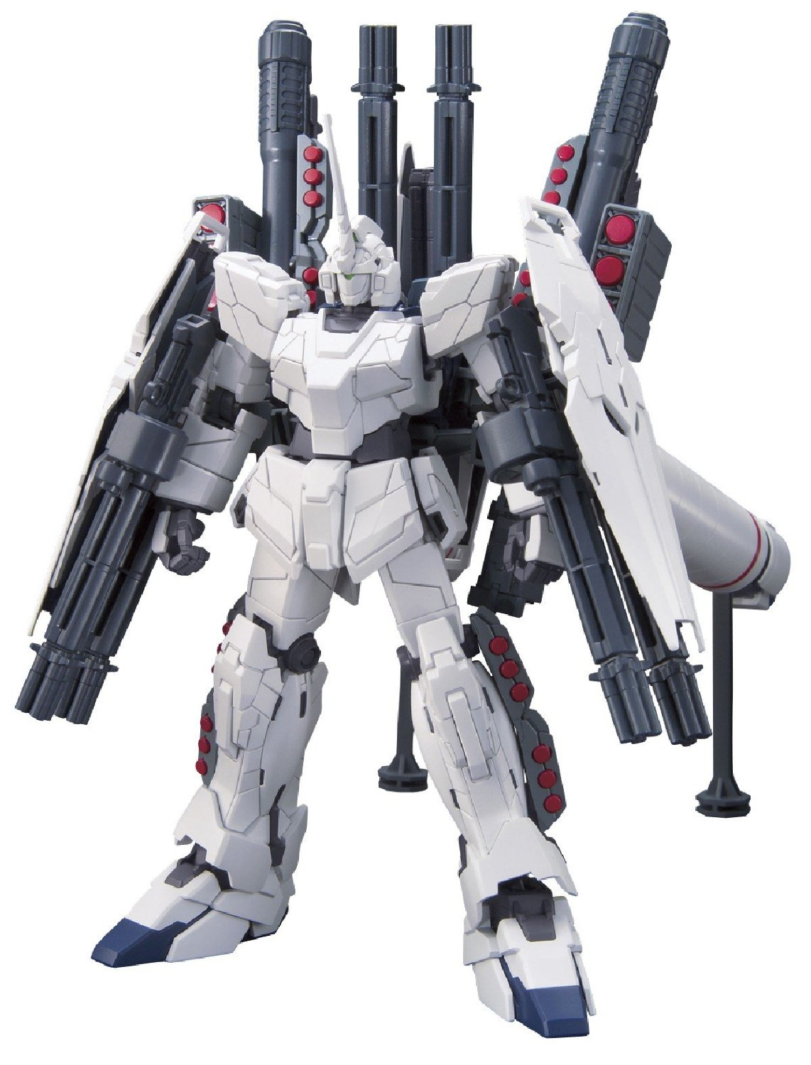 Gundam High Grade Universal Century 1/144 Scale Model Kit: #156 RX-0 Full Armor Unicorn Gundam (Unicorn Mode)