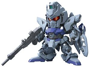 Gundam SD BB Model Kit: #379 MSN-001A1 Delta Plus