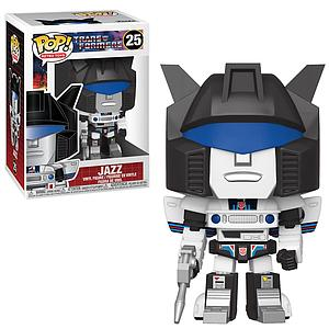 Pop! Retro Toys Transformers Vinyl Figure Jazz #25