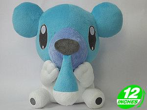 "Plush Toy Pokemon 12"" Cubchoo"