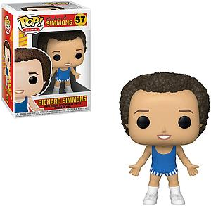 Pop! Icons Richard Simmons Vinyl Figure Richard Simmons #57