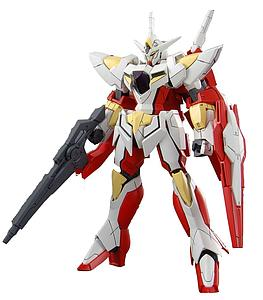 Gundam High Grade Gundam 00 1/144 Scale Model Kit: #53 Reborns Gundam