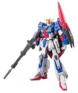 Gundam Real Grade Excitement Embodied 1/144 Scale Model Kit: #10 Zeta Gundam