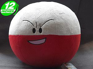 "Plush Toy Pokemon 12"" Electrode"