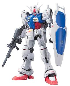 Gundam Real Grade Excitement Embodied 1/144 Scale Model Kit: #012 RX-78 GP01 Gundam GP01 Zephyranthes