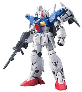 Gundam Real Grade Excitement Embodied 1/144 Scale Model Kit: #13 Gundam GP01b Full Burnern
