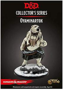 Dungeons & Dragons Icewind Dale: Rime of the Frostmaiden Miniature - Oyaminartok