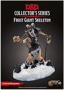 Dungeons & Dragons Icewind Dale: Rime of the Frostmaiden Miniature - Frost Giant Skeleton