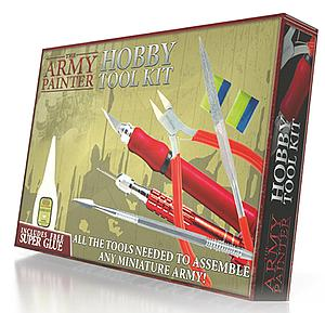 The Army Painter Hobby Tool Kit (TL5050)