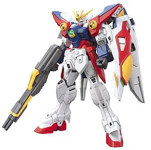 High Grade After Colony 1/144 Scale Model Kit: #174 XXXG OOWO Wing Gundam Zero