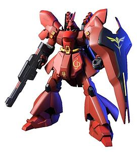 Gundam High Grade Universal Century 1/144 Scale Model Kit: #88 MSN-04 Sazabi
