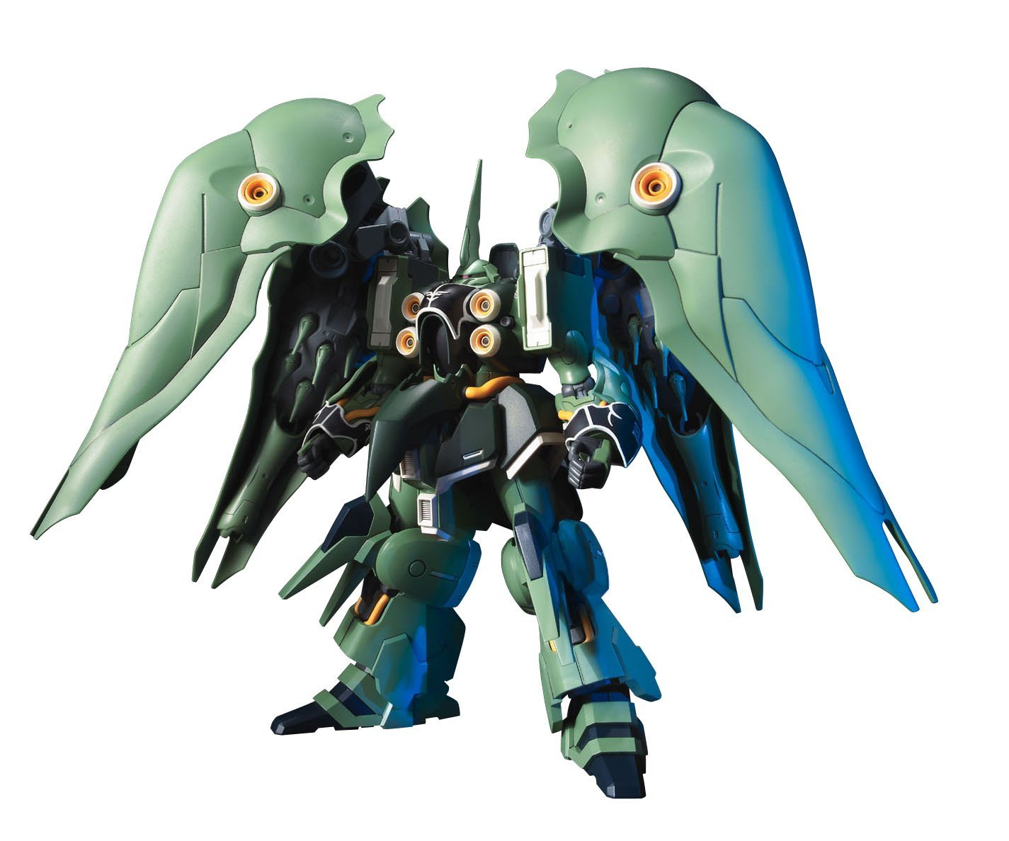 Gundam High Grade Universal Century 1/144 Scale Model Kit: #099 NZ-666 Kshatriya