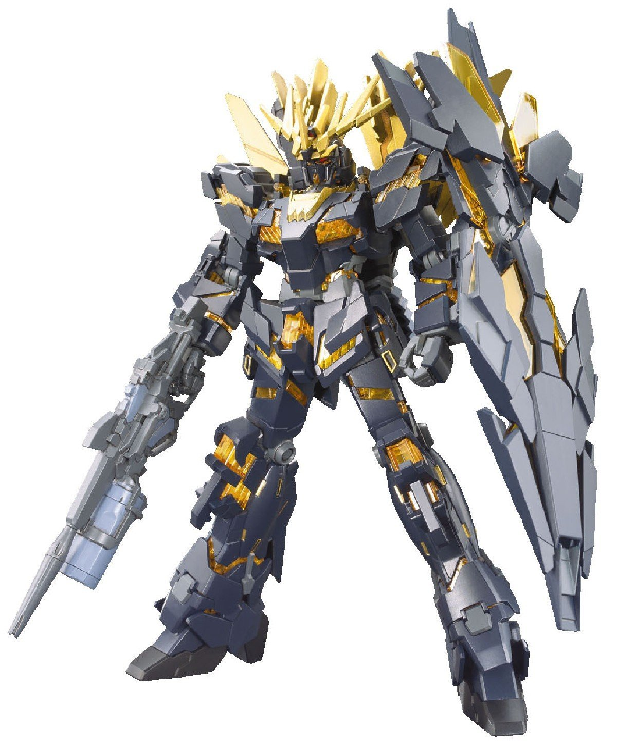Gundam High Scale Universal Century 1/144 Scale Model Kit: #175 Banshee Norn (Destroy Mode)