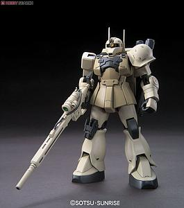 Gundam High Grade Universal Century 1/144 Scale Model Kit: #137 MS-05L Zaku I Sniper Type (Yonem Kirks)