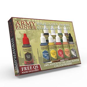 The Army Painter Warpaints - Wargames Starter Hobby Set (WP8020)