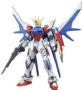 Gundam Master Grade Gundam Build Fighter 1/100 Scale Model Kit: Build Strike Full Package