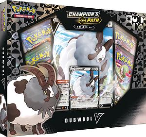 Pokemon Trading Card Game: Champion's Path Collection - Dubwool V Box