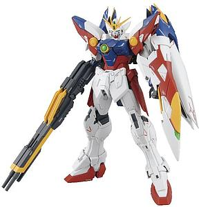 Gundam Master Grade Endless Waltz 1/100 Scale Model Kit: Wing Gundam Proto Zero