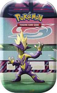 Pokemon Trading Card Game: Galar Power Mini Tin - Toxtricity