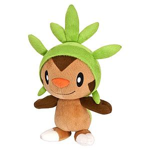 "Pokemon Plush Chespin (12"")"