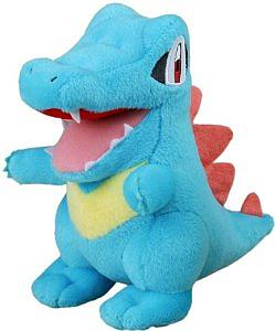 "Pokemon Plush Totodile (8"")"