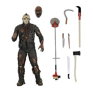 Friday the 13th Part 7 The New Blood - Ultimate Jason Voorhees