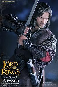 Aragorn at Helm's Deep