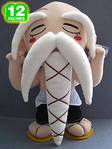 "Plush Toy Bleach 12"" Genryusai"